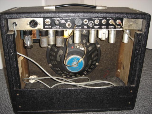 Fender-princeton back