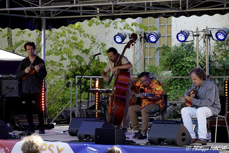 Jazz Manouche à Bergerac, Dordogne, Aquitaine