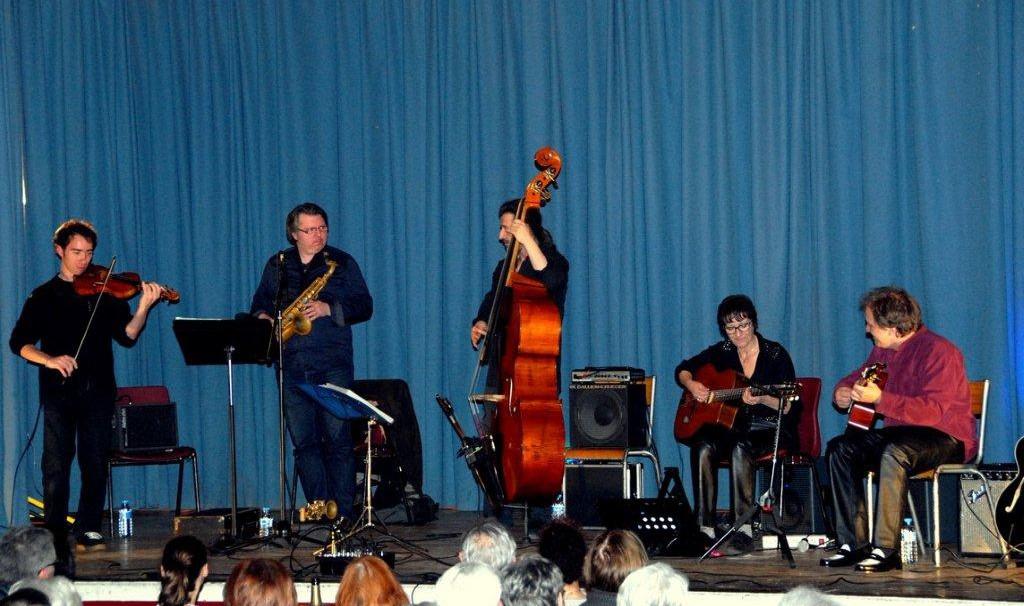 djangophil quintet